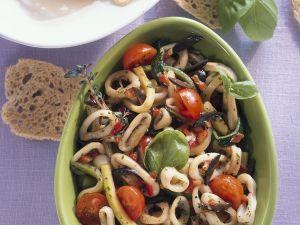 Squid Salad recipe