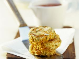 Savoury Rice Cakes recipe