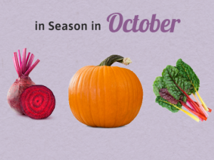 Seasonal Calendar - October