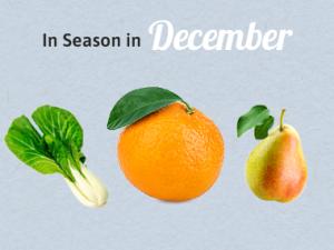 What's in Season in December