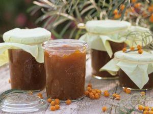 Sea Buckthorn Jam recipe