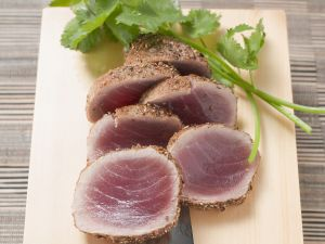 Seared Tuna recipe