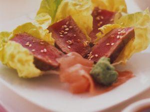 Seared Tuna recipe