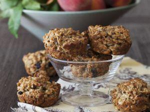 Seeded Apple Breakfast Muffins recipe