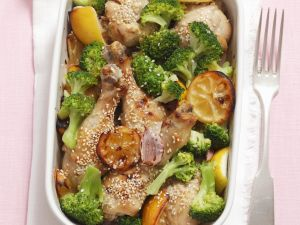 Sesame Chicken Bake recipe