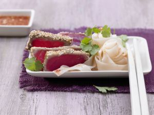 Sesame Tuna recipe