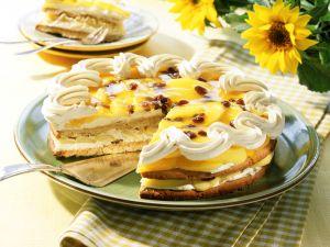 Shortbread Quince Cream Torte recipe