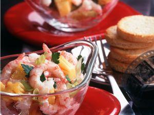 Shrimp and Pineapple Salad recipe