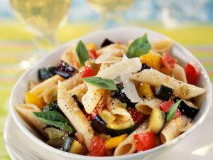 Simple Healthy Pasta Bowl recipe
