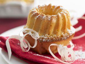 Small Kugelhopf (ring Cake) recipe
