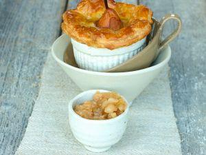 Small Pear Puff Pie recipe