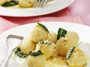Soft Cheese Dumplings recipe