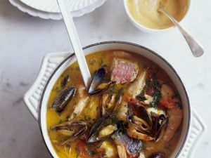 Southern French Seafood Soup recipe