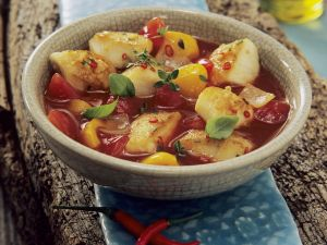 Spanish fish stew recipe eat smarter usa for Southern fish stew recipe