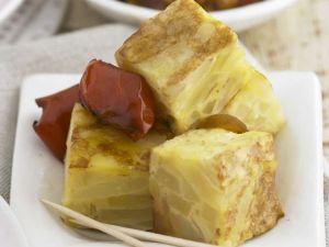 Spanish Potato and Egg Tortilla recipe