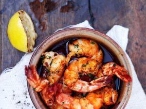 Spanish-style Prawns recipe