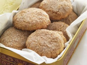 Spanish Sweet Cinnamon Cakes recipe