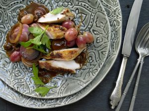 Spice-Crusted Rabbit recipe