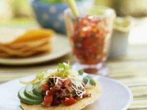 Spicy Ground Beef Tacos recipe
