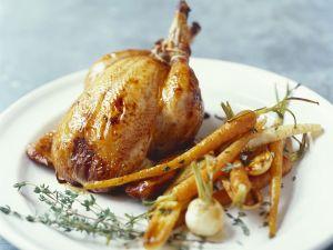 Spring Chicken with Veg recipe