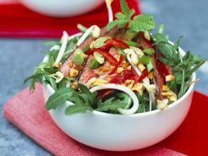 Steak and Arugula Salad recipe