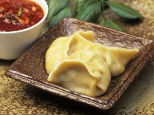 Steamed Meat Dumplings recipe