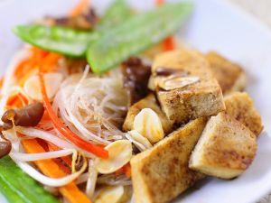 Stir-Fried Vegetables and Tofu recipe