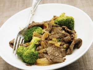 Stir-Fry Beef and Broccoli recipe