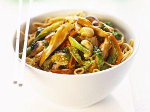 Stir-Fry Noodles recipe