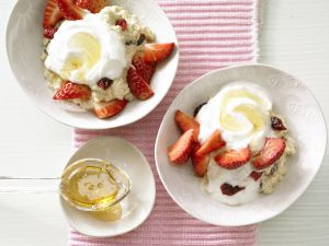 Strawberry Muesli recipe