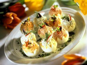 Stuffed Eggs recipe