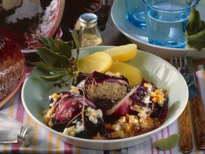 Stuffed Red Cabbage recipe