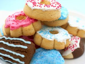 Sugar and Spice Cookies recipe