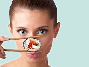 Sushi: Low In Calories And Healthy