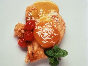 Sweet and Spicy Curry Chicken recipe