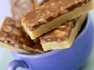Sweet Nut Bars recipe