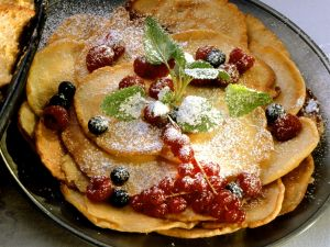 Sweet Pancakes recipe