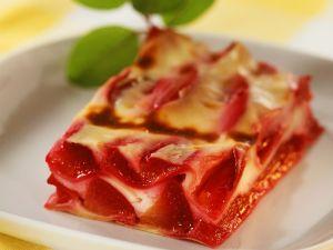 Sweet Plum Lasagna recipe
