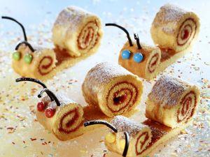 Sweet Snail Cakes recipe