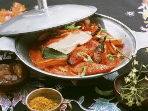 Spiced Indian-style Chicken recipe