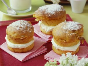 Tea Time Scone Sandwiches recipe