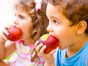 Teaching your Children Healthy Eating Habits