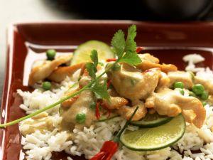 Thai Coconut Turkey recipe