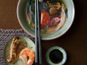 Thai Shrimp Soup recipe
