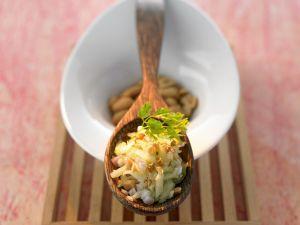 Thai-Style Cucumber Salad with Peanuts recipe