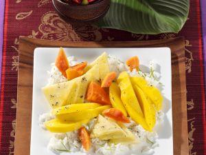 Thai Style Fruit Salad recipe