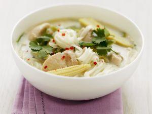 Thai-style Noodle Broth recipe