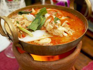 Thai-Style Shrimp Soup recipe