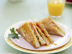 Toasted Sandwiches recipe