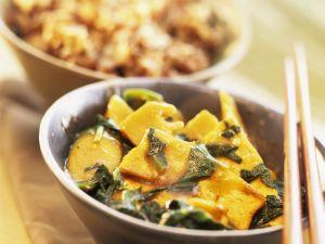 Vegan Tofu Stir-fry recipe